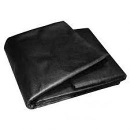 Netkaná textílie 1.6x10M černá 50g/m2
