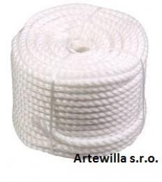 Silonové lano 8 mm  x  50 m