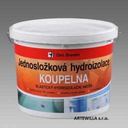 Jednosložková hydroizolace KOUPELNA   balení 5 kg  DenBraven