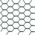 Pletivo HEX,13/1x1000x25M PVC