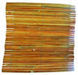 Rohož bambusová štípaný bambus 2x5m