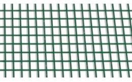 Pletivo na voliéry Zn+PVC, oko 25 x 25 mm, drát 2,3 mm