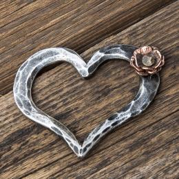 Kované srdce  N10