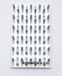 Styčníková deska 24 x 105 x 1  mm