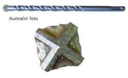 Příklepový vidiový vrták  SDS+  10x260 mm PROFI