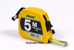 Svinovací metr KDS Johnney  7,5m - šířka 19 mm