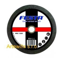 Kotouč řezný kov 180x2.5x22.2 FESTA