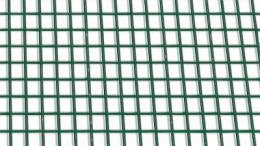 Pletivo svařované 25/2,3 mm poplastované (m2)