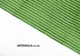 Stínící síť - tkanina 1,5m x 10m 80g/m2 - rašlový úplet (m2)