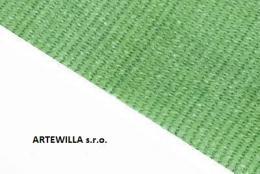 Stínící síť - tkanina 1m x 10m 150 g/m2 - rašlový úplet (m2)